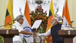 Lanka-India bilateral ties revitalised: Gotabaya