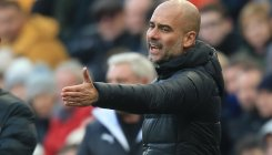 Guardiola rules out Man City spending in Jan transfer