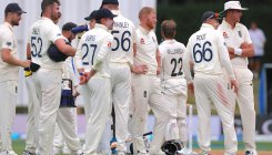 New Zealand win series after second England Test drawn