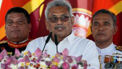 Sri Lankan President prorogues parliament for a month