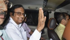 Cong welcomes SC order to grant bail to P Chidambaram
