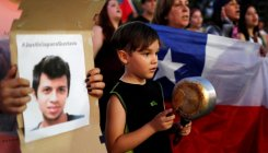 Chilean student becomes rallying point for protesters
