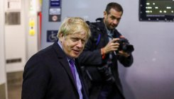 UK's Johnson plans for victory with Brexit Party boost