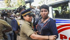 Woman attacked for trying to enter Sabarimala moves SC