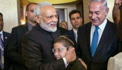 PM sent message to Israeli survivor of 26/11 attacks