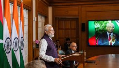 India committed to partnering with Maldives: Modi