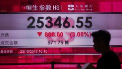 Hong Kong stocks end with healthy gains