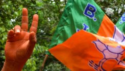 Majority for BJP in Karnataka, predict exit polls