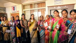 Hunsur records 80.59% voter turnout in K'taka bypolls