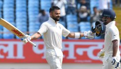 Kohli appeals for 'space' for struggling Pant