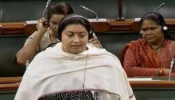 No menopause policy for women employees yet: Irani