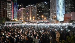 Hong Kong protesters promise rally over weekend