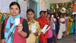 Hunsur: Polling stations record above 90% voter turnout