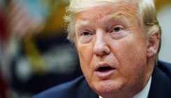 Stop banks from disclosing financial data: Trump to SC