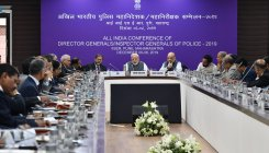 PM Modi, Amit Shah, NSA Doval attend police meeting