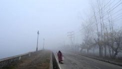 Fog disrupts flight operations at Srinagar airport