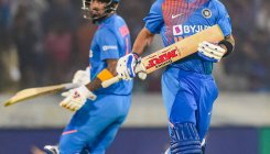 India wins against WI by 6 wickets
