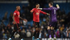 City title hopes in tatters as United take derby spoils
