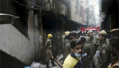 'Fire might have started in building's internal system'