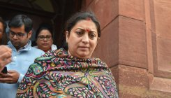 Cong looted country, Modi brought development: Irani