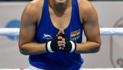 8 Rlwys boxers enter finals of Women's National C'hips