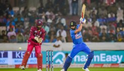 West Indies win toss, opt to bowl in second India T20