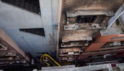 Delhi fire: Cong demands probe on illegal buildings