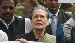 Won't celebrate b'day with rising women assaults: Sonia