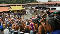 Rush at Sabarimala continues, income hits over Rs 69 cr