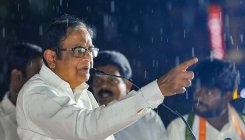 Will never buckle, fall or join BJP: P Chidambaram