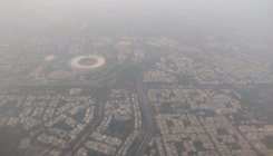 Air quality in Delhi remains in 'very poor' category