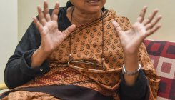 Modi govt heavily foreign-funded, says Medha Patkar