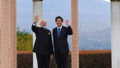 Protest fear before PM Modi-Abe summit in Guwahati