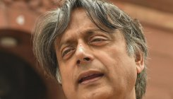 Tharoor submits notice in LS to oppose CAB