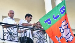 BJP wins 10 seats, retains majority in K'taka Assembly