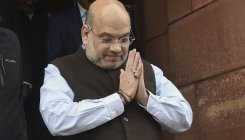K'taka bypoll: Shah greets BSY over BJP's performance