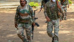 J'khand polls: CRPF unit alleges 'animal-like treatment