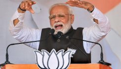 Karnataka bypolls: Modi thanks people for trusting BJP