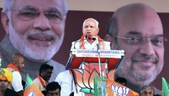 Cabinet expansion after Shah, Modi nod: BS Yediyurappa