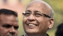 CAB to be challenged in court in near future: Singhvi