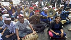 CAB protest: Students clash with police in Assam