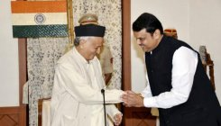 Fadnavis deserved to form govt: Guv had told Prez
