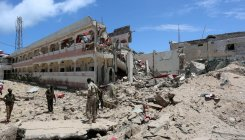 Islamist militants attack hotel in Somali capital