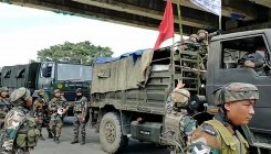 CAB: 5k paramilitary personnel being sent to Northeast