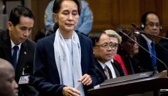 No proof of genocidal intent in Rohingya case: Suu Kyi