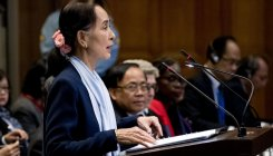 Myanmar's Suu Kyi rejects genocide claims in UN court