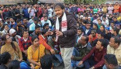 Peasant leader Akhil Gogoi arrested in Assam's Jorhat