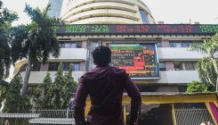 Sensex jumps over 150 pts; Nifty above 11,950