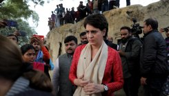 Priyanka urges UP CM to ensure farmers get right price