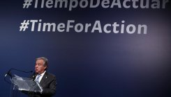 World losing climate race, warns UN chief Guterres